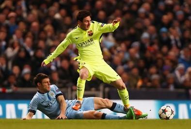 Messi vuelve a ser un '10'