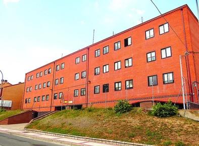 El cuartel de Briviesca cierra tardes y noches para garantizar la patrulla