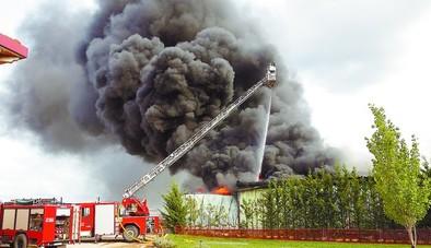 Una de cada cuatro actuaciones de los bomberos es fuera de Aranda