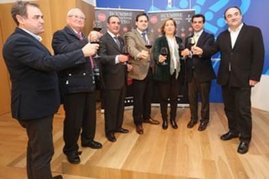 Soriano presentó el programa de la II Cumbre del Vino en Albacete