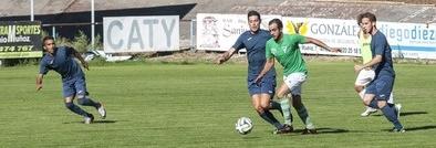 El Real Ávila sigue su puesta a punto de cara a su debut ante la Arandina B