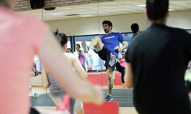 Body Combat. Libera la adrenalina que te sobra