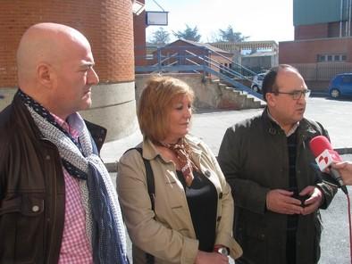 El PSOE pide apoyo municipal para que se dé acceso al Hospital de Béjar