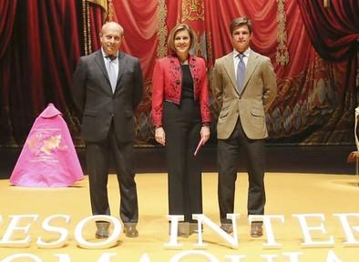 Marín: «La región está en el epicentro de la defensa de la tauromaquia»