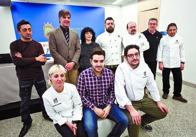 Cocineros locales desvelan sus trucos culinarios en 10 clases magistrales en la Flora