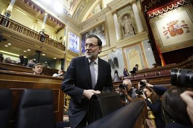 Rajoy exige sentido común para que España tenga más futuro que pasado