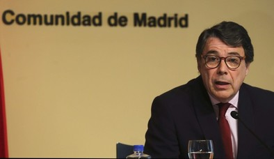 González denuncia una extorsión policial para evitar su candidatura