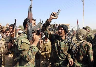 Irak lucha por recuperar Tikrit