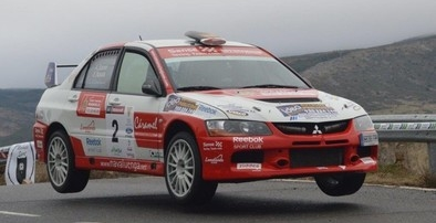 Alberto San Segundo no falla en el Rallye de Guadarrama