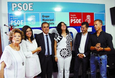 El PSOE quiere impulsar la rotonda en la antigua N-I de acceso a Fuentespina