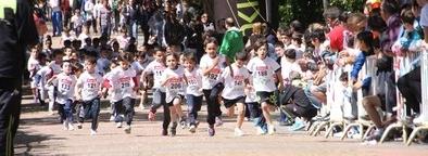 San Antonio acoge la IX edición de la Carrera Infantil San Segundo