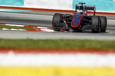 Alonso ya está de vuelta