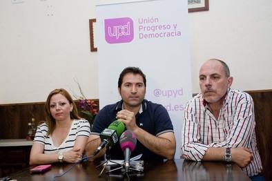 UPyD disuelve su delegación local tras sus «pésimos» resultados