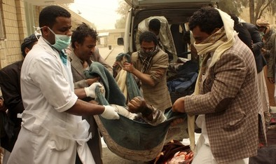 Tambores de guerra en Yemen