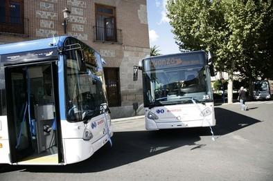 Eborabús se refuerza con un vehículo llegado desde Sanlúcar de Barrameda
