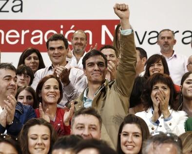 Sánchez acusa al PP de fomentar el «capitalismo de amiguetes»