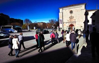 329 devotos de Santa Teresa han peregrinado por Burgos en un año
