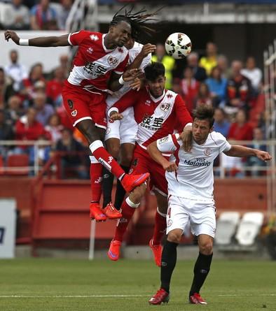 El Sevilla quiere Champions