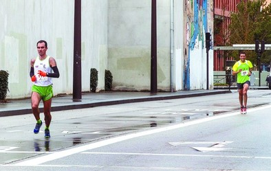 El abulense Roberto Jiménez domina en el Bulevar de inicio a fin