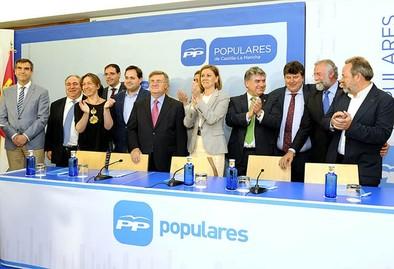«Pactar con el PSOE es pactar con la cara del Pocero y el escándalo CCM»