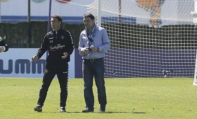 Braulio: «No hay que lamentarse más»
