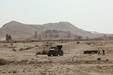 El Estado Islámico toma Palmira y domina ya más de la mitad de Siria