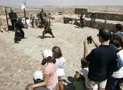 El 'Consuegra Medieval' será declarado de Interés Turístico Regional