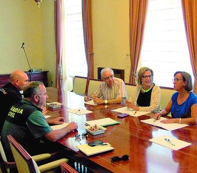 202 alumnos recibieron charlas policiales dentro  del plan escolar