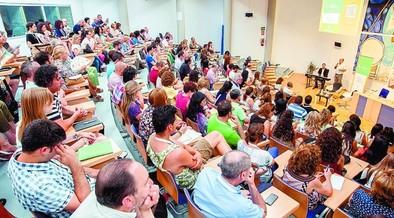 Los colegios carmelitas celebran en Ávila un «congreso histórico»