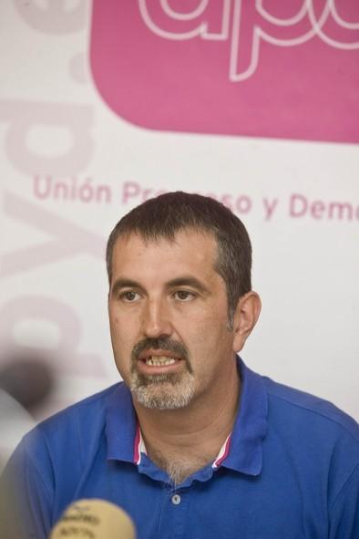 Mario Díez se descarta como candidato a la Alcaldía por UPyD