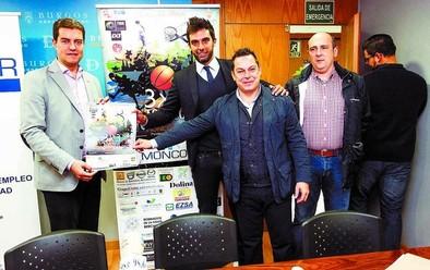 El II Torneo 3x3 Moncor llega el sábado al Talamillo