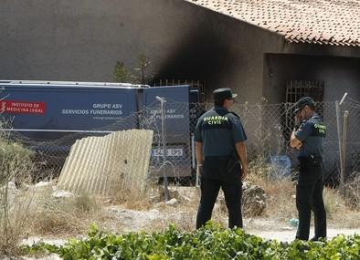 Fallecen cuatro personas en una explosión de gas en un chalé en Villajoyosa