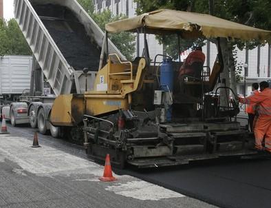El Ayuntamiento inicia hoy la campaña para renovar  el asfalto de 28 calles de la ciudad