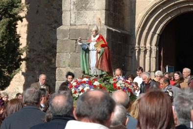 Varias localidades del Valle del Tiétar honrarán a San Blas con actos religiosos y música