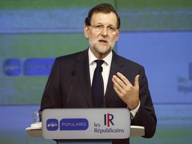 Rajoy alerta de que el PSOE buscará echar al PP aliándose con Podemos