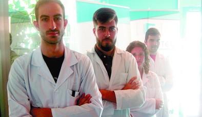 Garbantel concede cuatro nuevas becas a jóvenes recién titulados