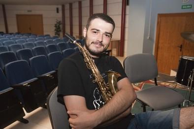 «Con el jazz puedo decir cosas que no me atrevo con palabras»