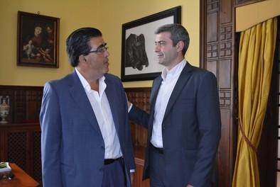 Gutiérrez respalda las posibilidades del sector textil en la provincia