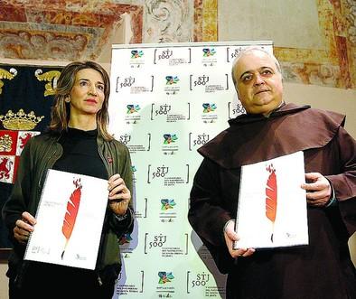 El Papa mantiene su compromiso con el Centenario de Santa Teresa desde Roma