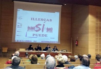 Se lanzan a por las 500 firmas para presentar una candidatura en Illescas