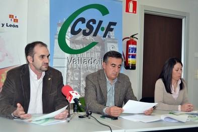 CSI-F denuncia «falta de recursos» en la Inspección de Consumo de la Junta