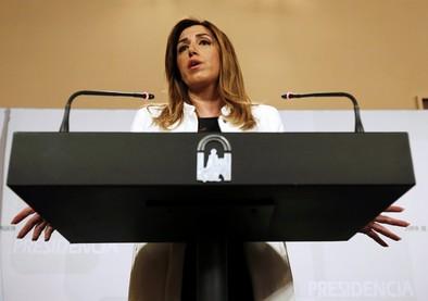 Susana Díaz desata la tormenta