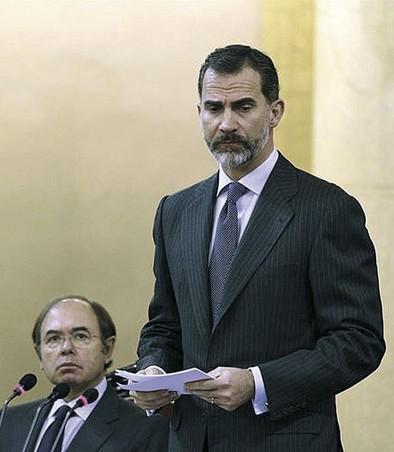 El Rey traslada sus «condolencias» a los países afectados por el suceso
