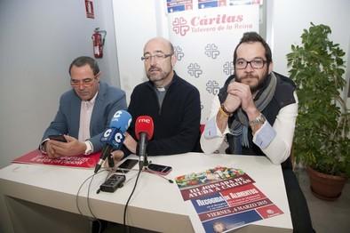 La Junta de Cofradías recogerá alimentos para Cáritas durante el pesapié de Medinaceli