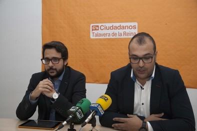 Ciudadanos presenta un proyecto «moderno» para las municipales