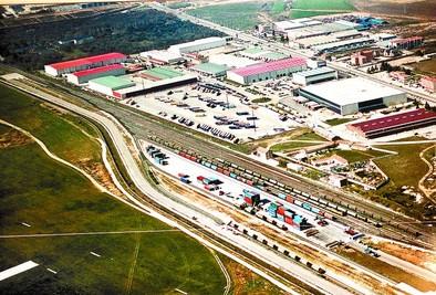 Las plataformas logísticas de Burgos y Salamanca se quedan sin ayuda de Europa