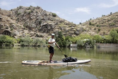 «El Tajo más contaminado está en Toledo»
