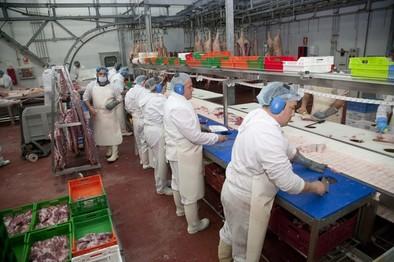 La empresa DeRaza Ibérico quiere abrir nuevos mercados en China