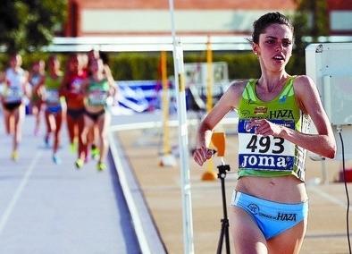 Celia Antón vuelve a reinar en 1.500