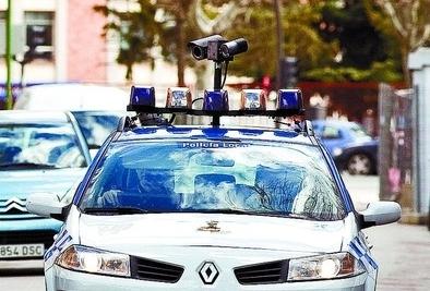 El segundo multacar empezará a patrullar dentro de diez días